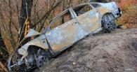 В кювет и загорелся: ночью в ДТП под Омском погиб 60-летний водитель