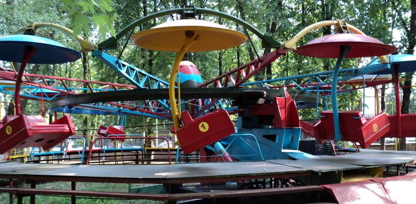 Аттракционы в омских парках не имеют срока эксплуатации