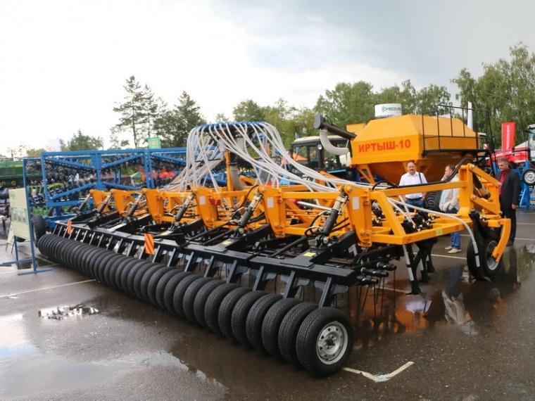 Омская сельхозвыставка «Агро-Омск» принесла здешним произодителям контрактов на350 млн руб.