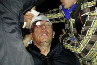 В Киеве бойцы «Беркута» избили экс-министра МВД Украины