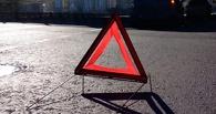 В Омской области водитель без прав врезался в иномарку с ребенком