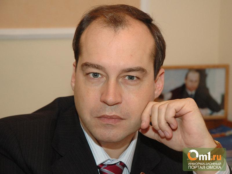 Губернатор назначил Александра Третьякова министром экономики Омской области