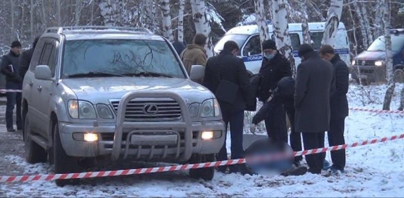 СМИ: у киллера, который убил Берга в Омске, были помощники
