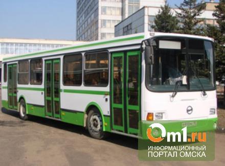 Автобусный парк Омска ждет пополнения