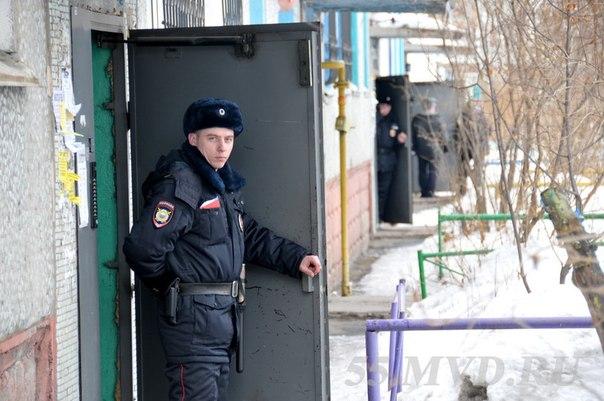 Сотрудники СОБР обезвредили стрелка с улицы 19-я Марьяновская в Омске