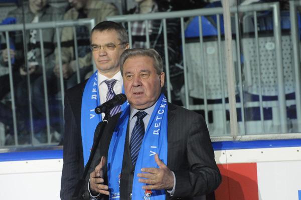 Полежаев будет развивать в Омске НХЛ