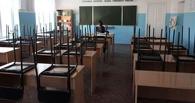 Омские школы закрываются на карантин с 30 января