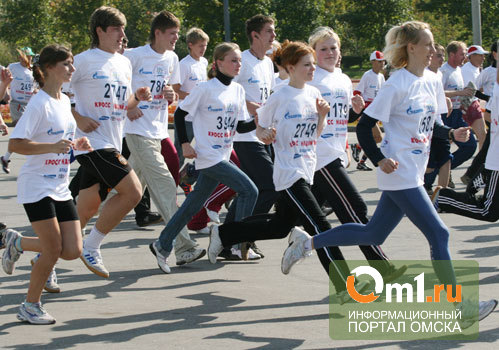 Омские легкоатлеты проведут кросс в День Победы