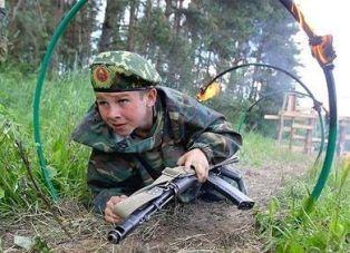 В омском детском доме №5 создадут Центр патриотического воспитания