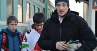 Капитан «Авангарда» Сергей Калинин приехал в Омск