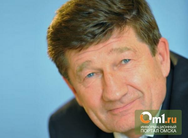 Двораковский рассказывает о работе омской мэрии Горсовету