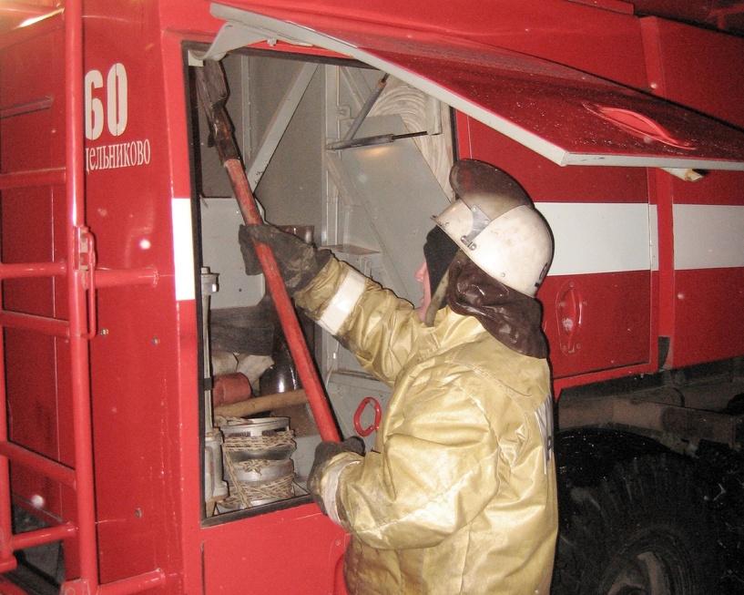 Впервые за год в Омске был день без пожаров
