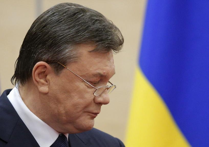 Виктор Янукович назвал трагедией для Украины присоединение Крыма к России