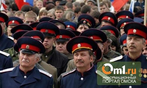 Омские казаки выйдут на субботник