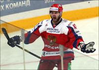 Наши хоккеисты всухую разгромили чехов на Кубке Первого канала