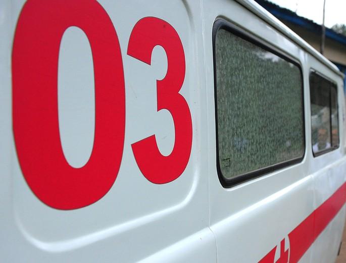 На переходе у омского «Речного порта» сбили девушку
