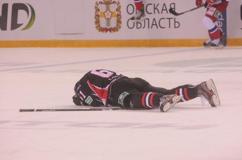 Сумманен рассказал о травмированных игроках «Авангарда»