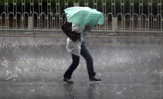 Штормовое предупреждение в Омске: возможен град и шквалистый ветер