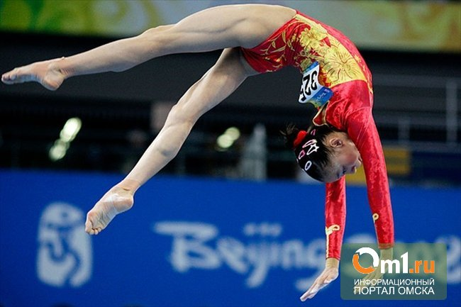 Омский центр художественной гимнастики готовится к турниру