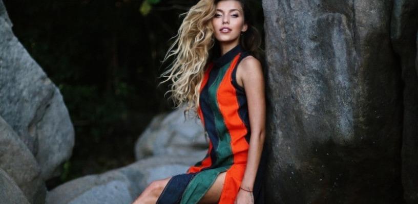 Ведущая передачи «Орел и решка» Регина Тодоренко запустила линию одежды