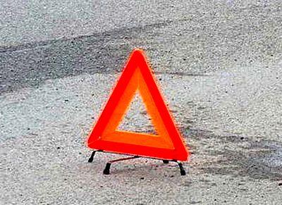 В центре Омска в ДТП пострадала годовалая девочка
