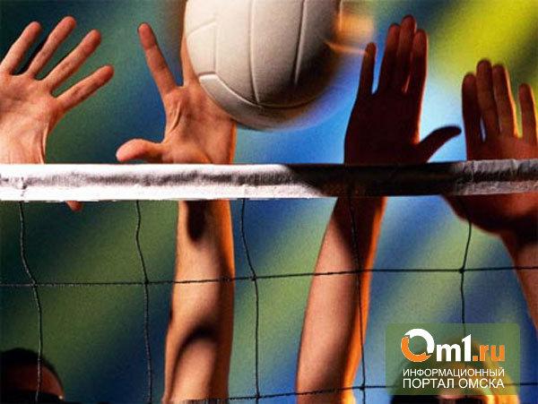 Омский спортсмены завоевали «серебро» на турнире по волейболу сидя