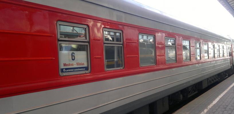 Добирайтесь как хотите: Литва прервала железнодорожное сообщение с Россией