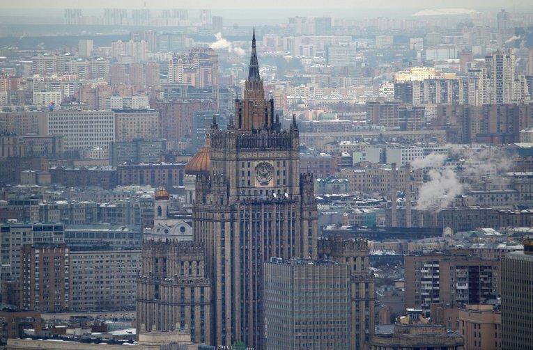 МИД: Евросоюз поставил под угрозу сотрудничество в сфере безопасности