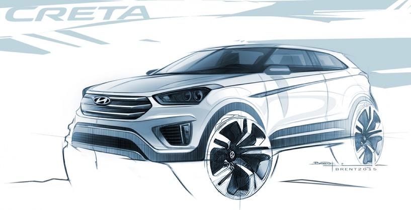 На смену «Мокке»: Hyundai будет собирать в России новый маленький кроссовер