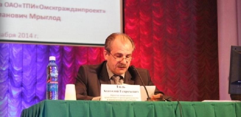Главного омского архитектора Анатолия Тиля передают суду
