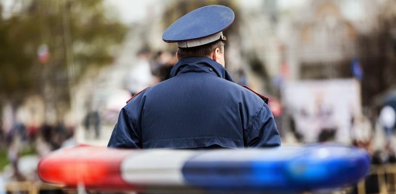 В Омской области мужчина сообщил о жидкой бомбе в здании автовокзала