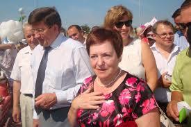 Горст на День города Гомеля подарила белорусам нарисованный Драмтеатр