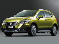 Новый Suzuki SX4 дебютировал в Женеве