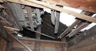 В селе Омской области рухнул потолок котельной