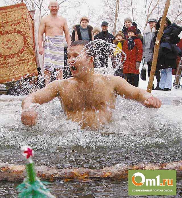 На Крещение в Омской области будет действовать 28 купелей