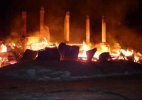 В пожаре в Карелии погибли четверо взрослых и двое детей