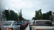 Поездки по Омску на своем авто могут стать роскошью