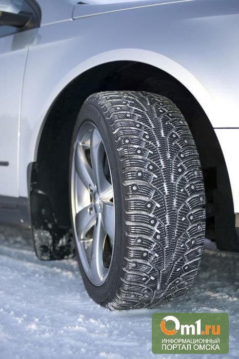 Зимние шины станут обязательными с 2015 года