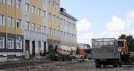 Строительство образовательного комплекса на улице Мельничная идет по графику