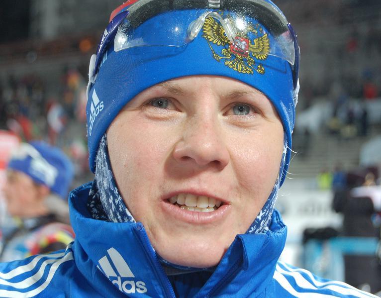 Яна Романова вошла в состав сборной России по биатлону на второй этап Кубка мира