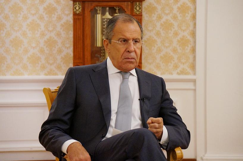 Сергей Лавров: Россия не допустит новой гонки вооружений