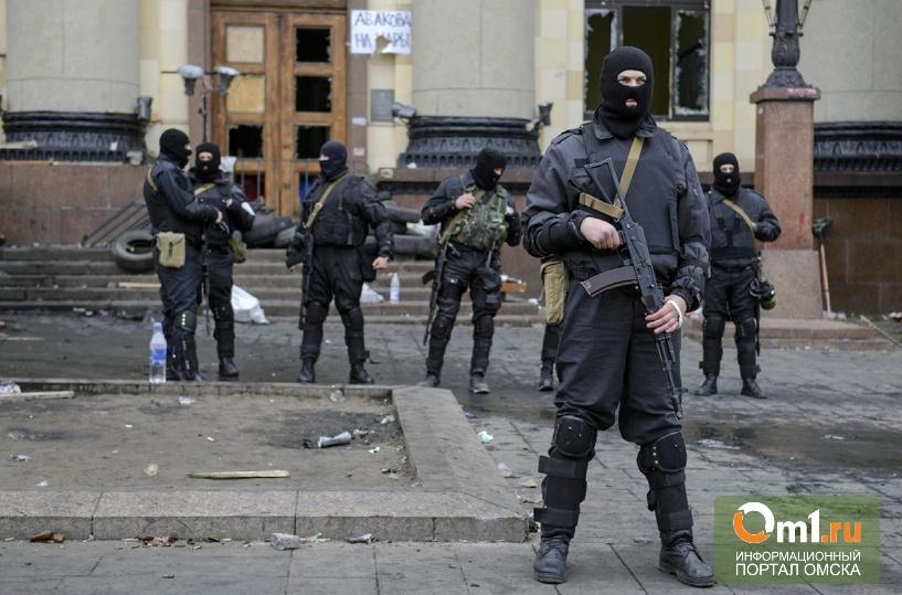 Служба безопасности Украины обвиняет Россию в вербовке наемников