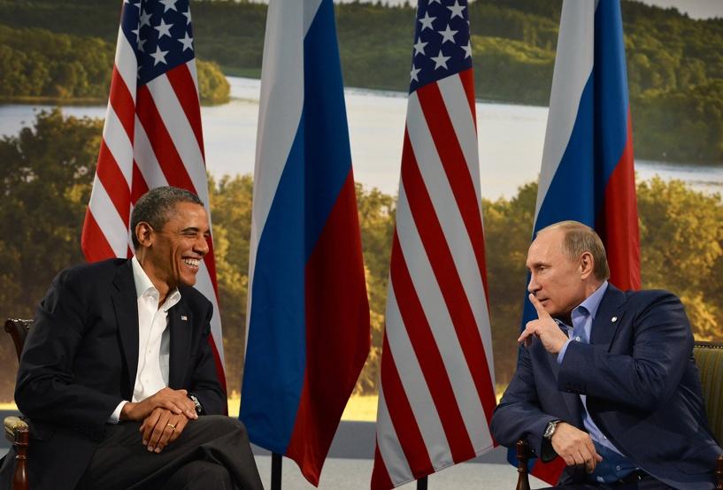 Барак Обама: новые санкции не заставят Владимира Путина одуматься