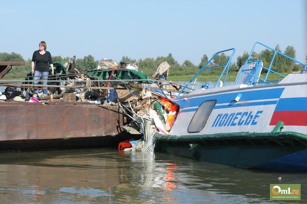 Работник омского речного порта осужден за «Полесье»