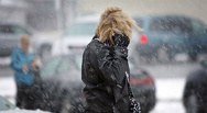 В Омске на следующей неделе потеплеет до +9 градусов