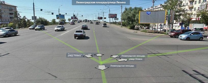 В Омске у Ленинградского моста появится еще один светофор