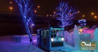 В Омске у ледового городка «Беловодье» стало больше парковочных мест