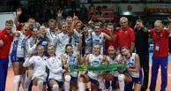 Едем в Рио-де-Жанейро: российские волейболистки завоевали путевку на Олимпиаду