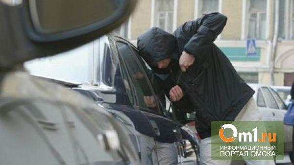 В Омске чаще всего угоняют «ВАЗ» и «Toyota»