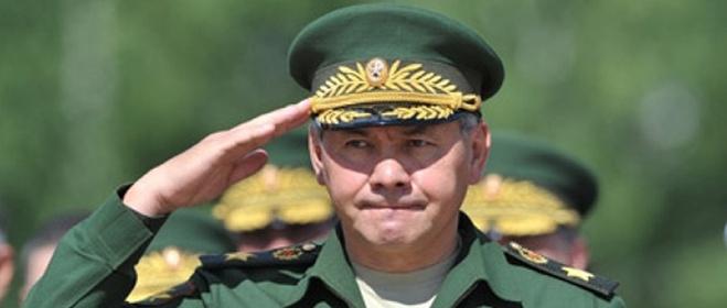 Министр Шойгу наградил троих омичей медалями Минобороны